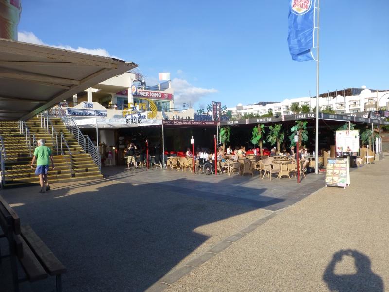 Canary Islands, Lanzarote, Playa Blanca, 2012, Walk from Dorada beach through Town 95610
