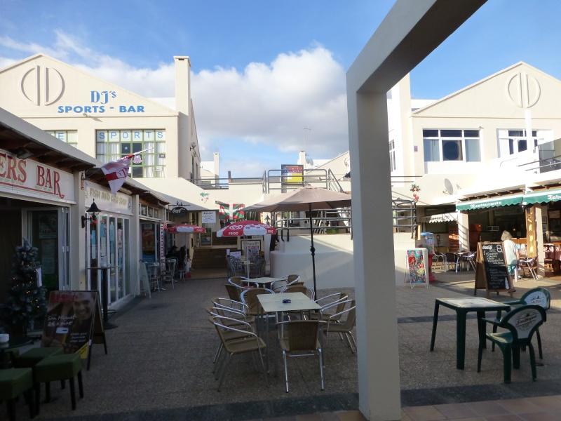 Canary Islands, Lanzarote, Playa Blanca, 2012, Walk from Dorada beach through Town 95810
