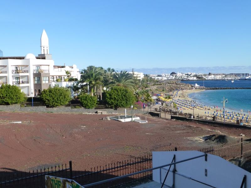 Canary Islands, Lanzarote, Playa Blanca, 2012, Walk from Dorada beach through Town 96010
