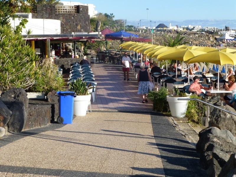 Canary Islands, Lanzarote, Playa Blanca, 2012, Walk from Dorada beach through Town 96211