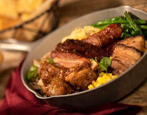 Whispering Canyon Café : nouveaux plats, nouveau menu ! Pigski10