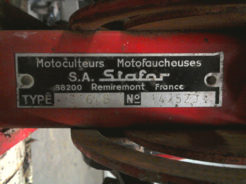 motoculteur stafor w117 w 2012,126