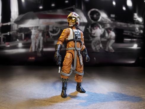 Star Wars Black - 6'' Action Figure Range Xwingl10