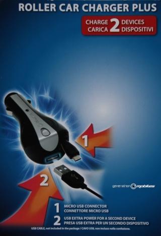 [MOBILEFUN.FR] Test du chargeur voiture mini-USB rétractable + prise USB  Tag_0b11