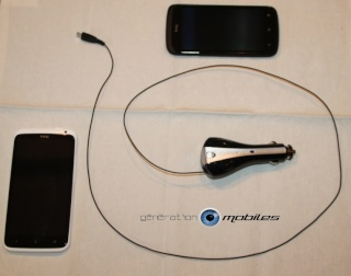 [MOBILEFUN.FR] Test du chargeur voiture mini-USB rétractable + prise USB  Tag_4_10