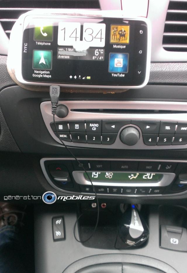 [MOBILEFUN.FR] Test du chargeur voiture mini-USB rétractable + prise USB  Tag_810