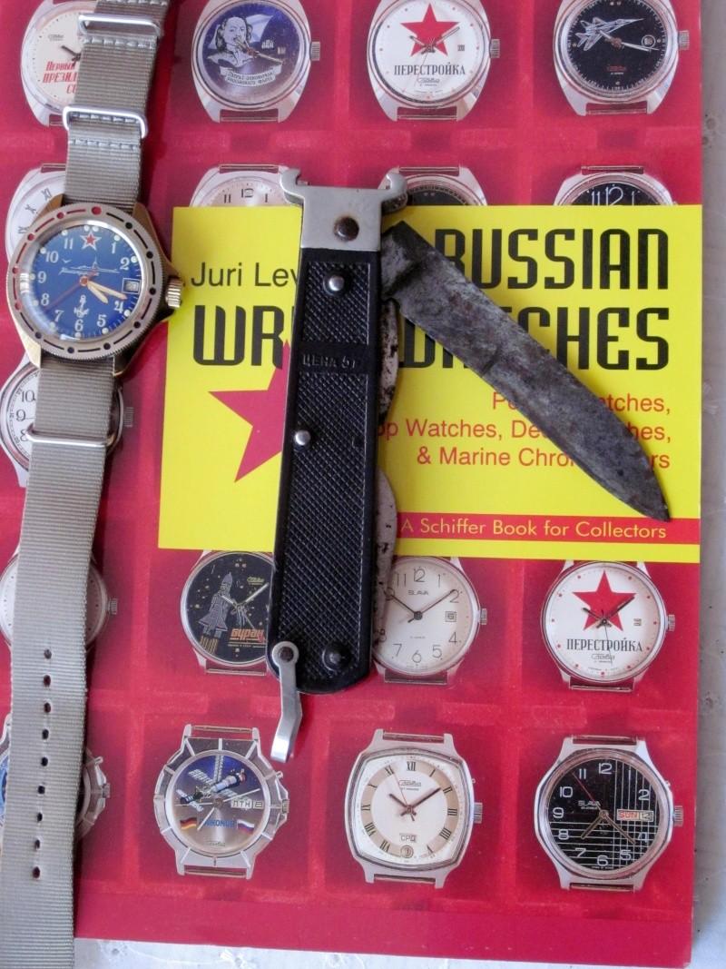 Couteau de chasseur russe 00111