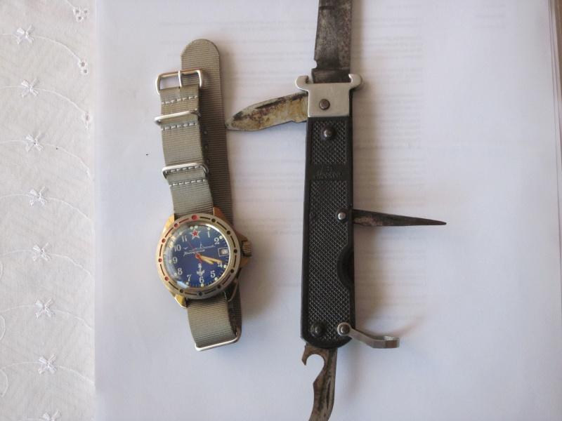 Couteau de chasseur russe 00311