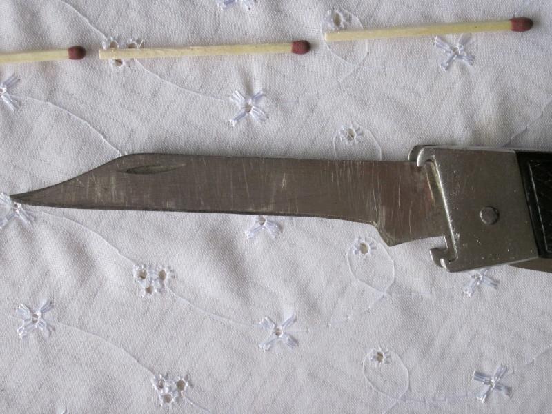 Couteau de chasseur russe 05711