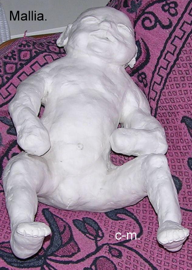 sculpture de bébés crée de A à Z. Dscn2435