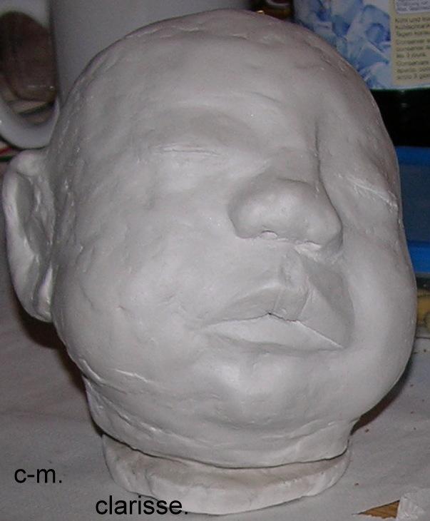 sculpture de bébés crée de A à Z. Dscn2437