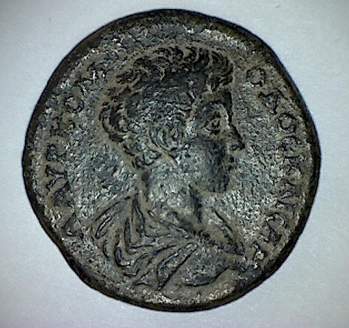 Commode :bronze  d'Ephèse R610