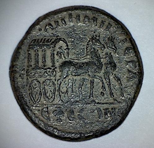 Commode :bronze  d'Ephèse R6a10