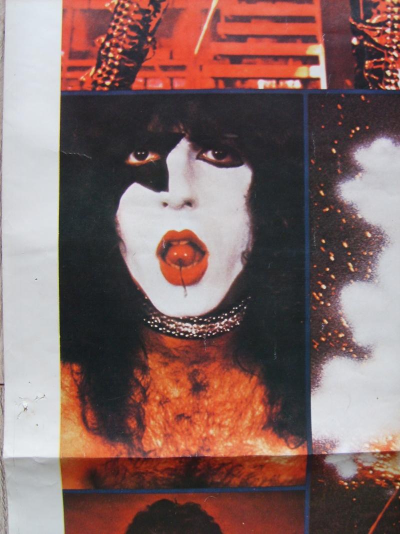 KISS poster vintage S5003417