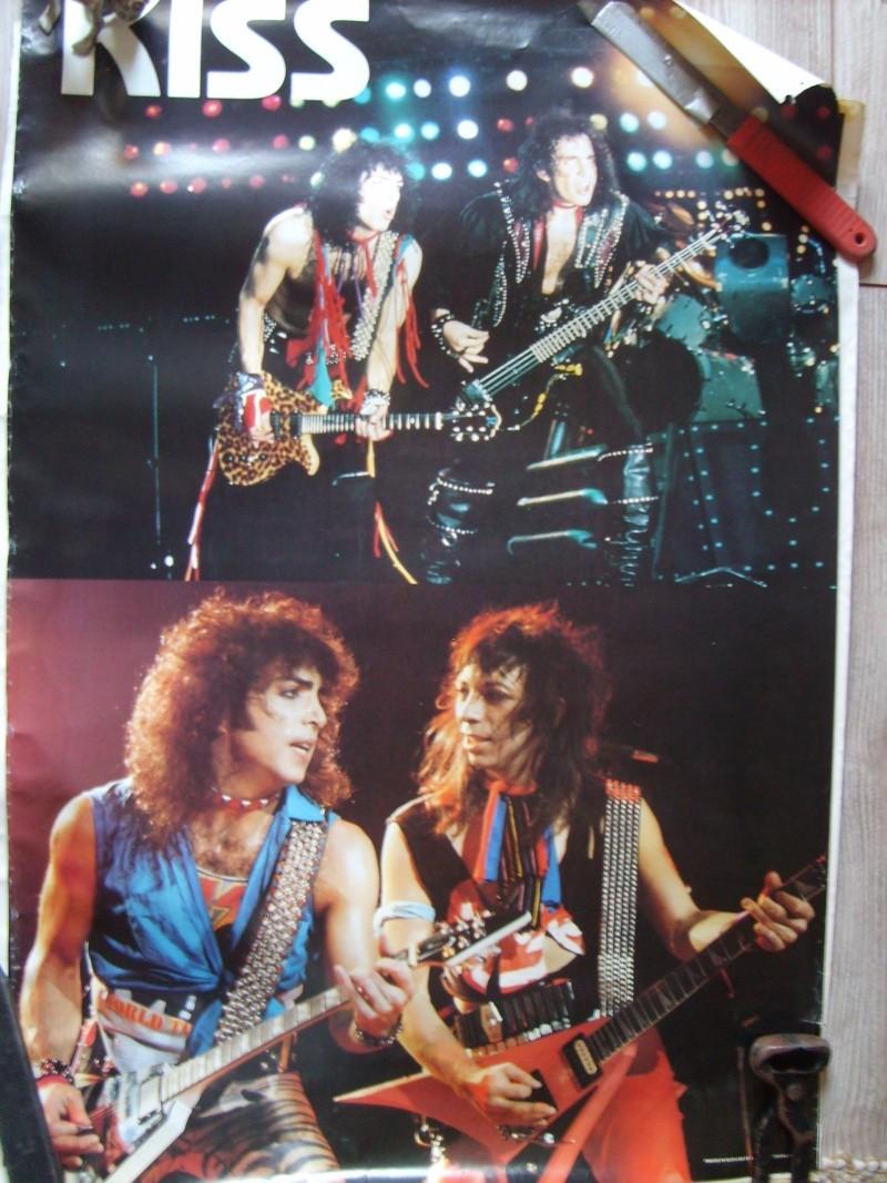 KISS poster vintage S5003510