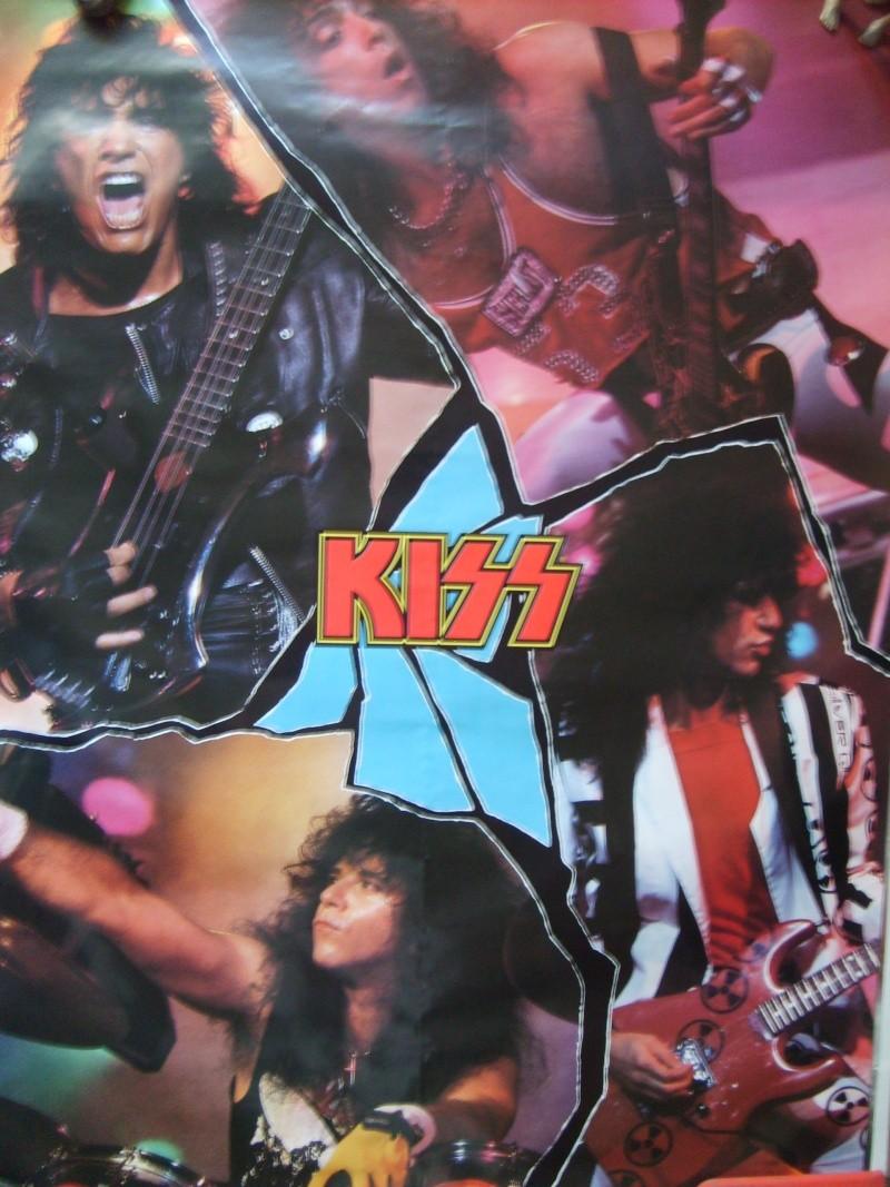 KISS poster vintage S5003514
