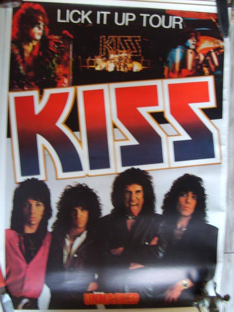 KISS poster vintage S5003520