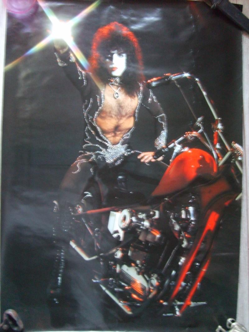 KISS poster vintage S5003536