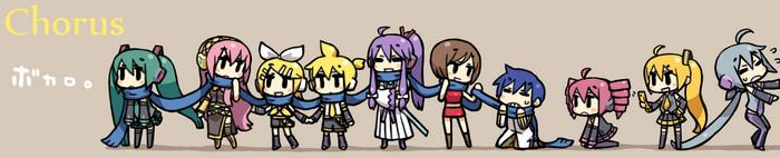 Cover de Raku-Nyan ! ~  Chorus10