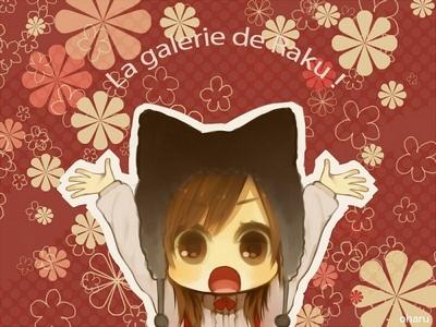 Cover de Raku-Nyan ! ~  Oharu11