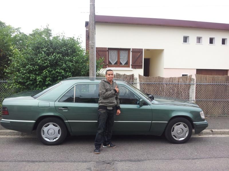 [Présentation] Ma Mercedes, vert malachite..  - Page 20 20120710