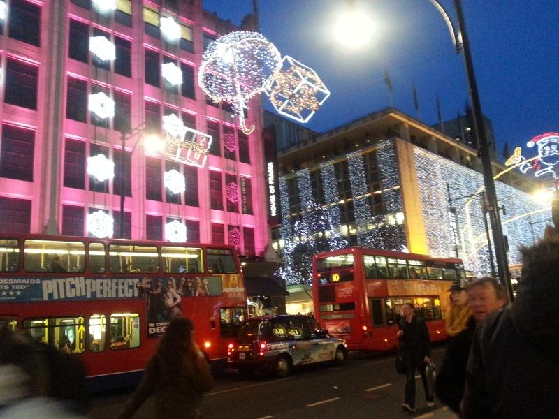 Un Week-end à Londres..  20121219