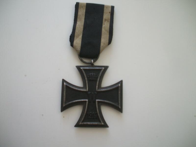 Vos décorations militaires, politiques, civiles allemandes de la ww2 - Page 2 Croix_12