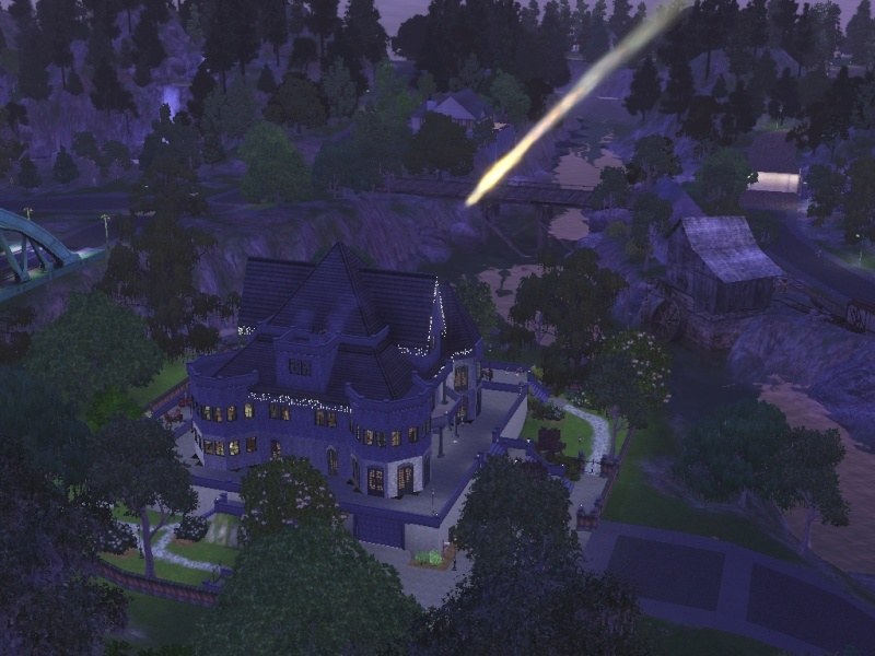Spectacular Meteor Hit Screen23