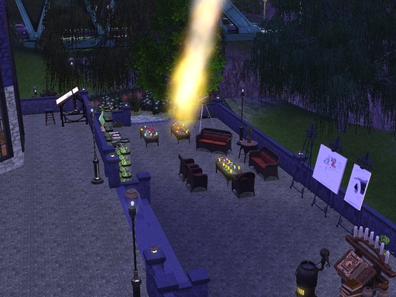 Spectacular Meteor Hit Screen24