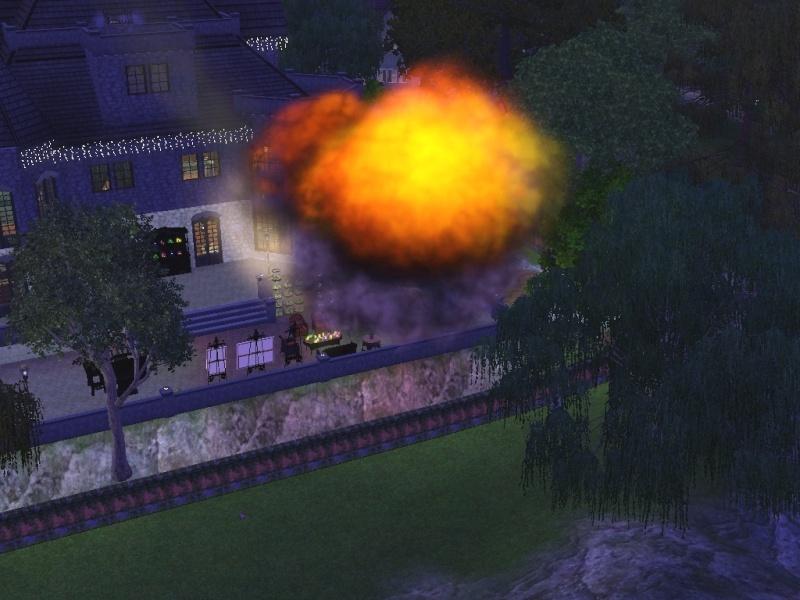 Spectacular Meteor Hit Screen25