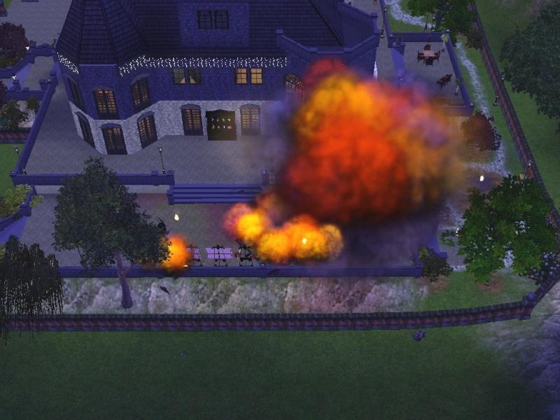 Spectacular Meteor Hit Screen27