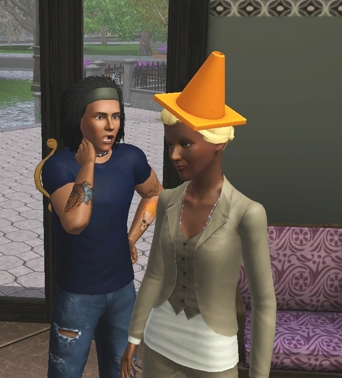 Sims Who Dressed in the Dark - Post Your Pics Here [2013-2015] Screen35