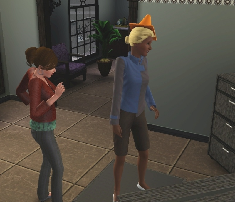 Sims Who Dressed in the Dark - Post Your Pics Here [2013-2015] Screen37