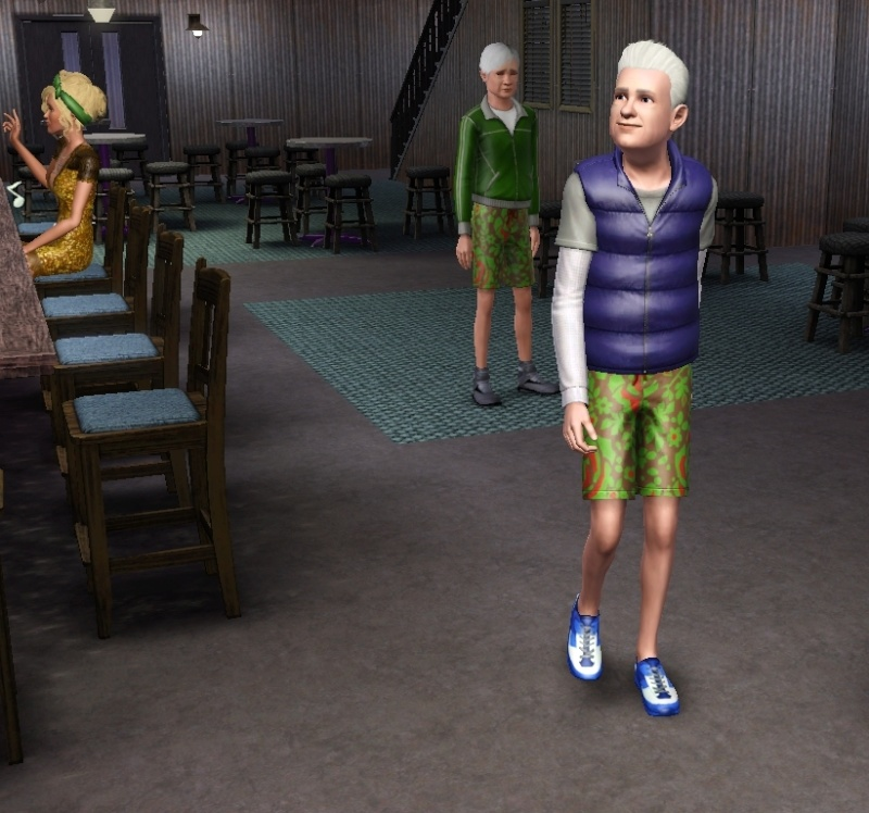 Sims Who Dressed in the Dark - Post Your Pics Here [2013-2015] Screen44