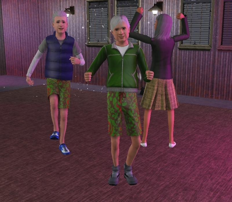 Sims Who Dressed in the Dark - Post Your Pics Here [2013-2015] Screen45