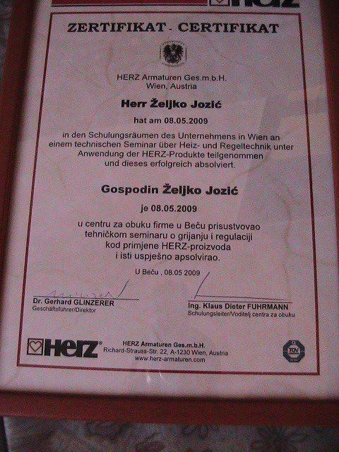 """Naši poduzetnici - """"Jozić"""" s.p. 14864410"""
