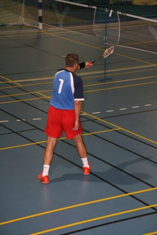 Predrag Dilberović - Budući prvak Hrvatske u Badmintonu! 313