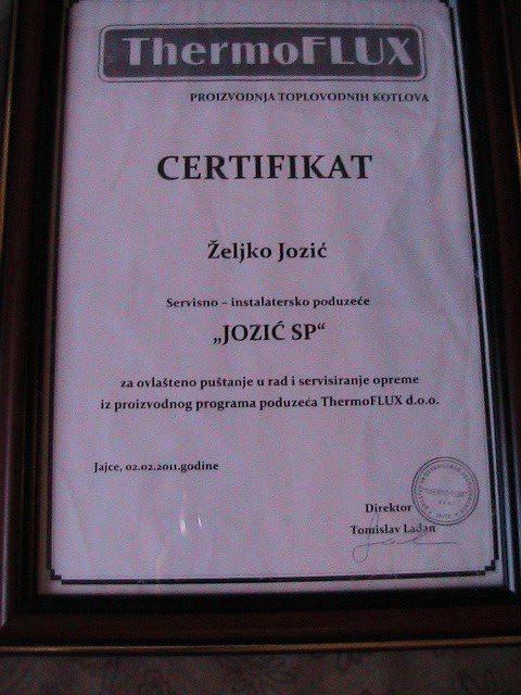 """Naši poduzetnici - """"Jozić"""" s.p. 48059810"""