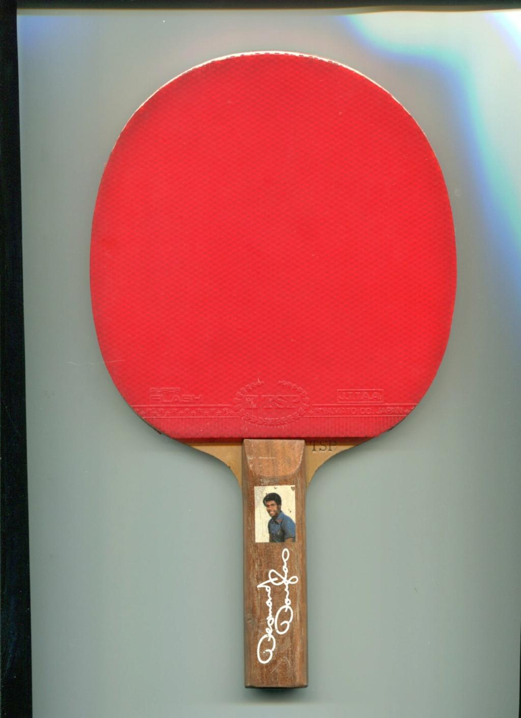 TSP / DESMOND DOUGLAS / blade / holz / tischtennis / table t Img00610