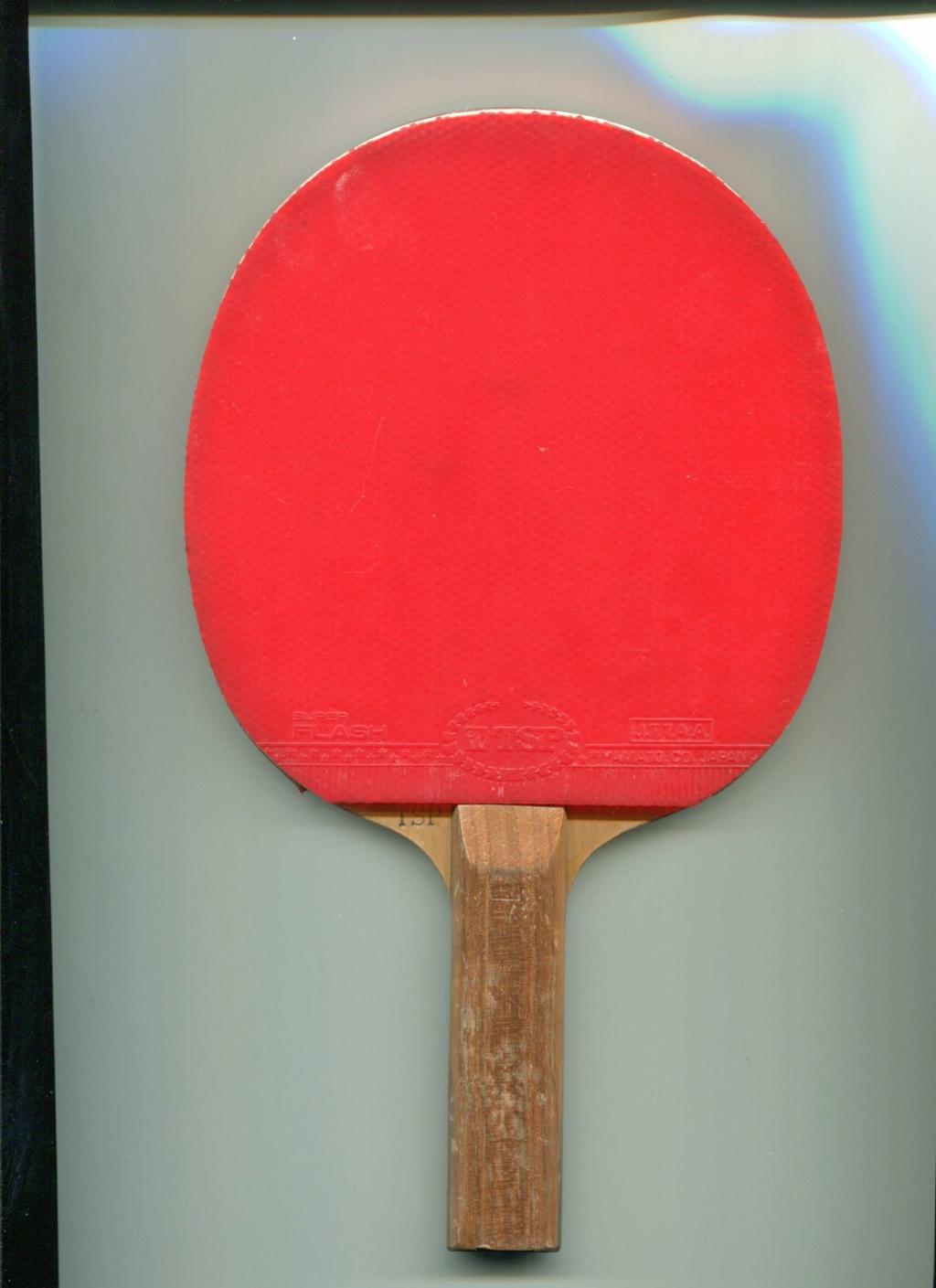 TSP / DESMOND DOUGLAS / blade / holz / tischtennis / table t Img00710