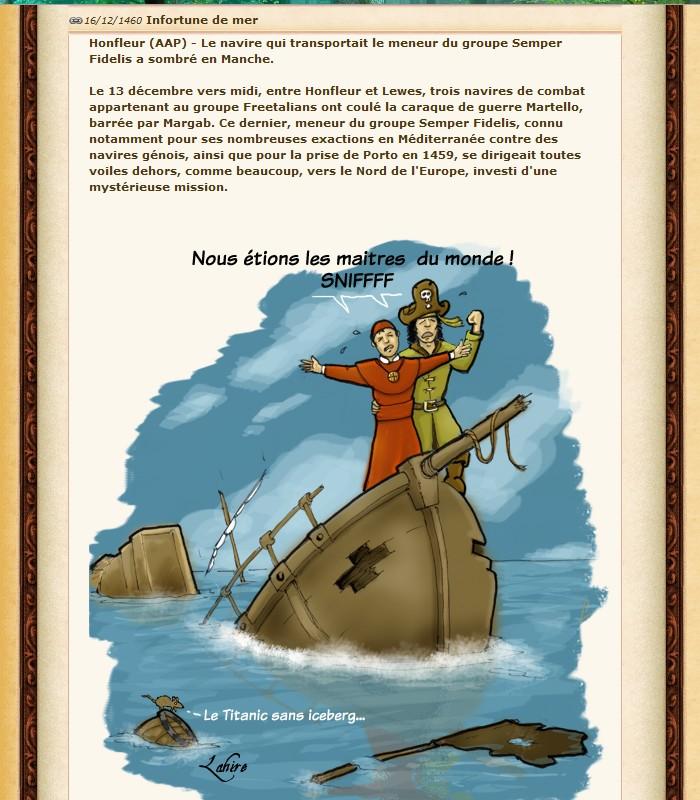 Expédition du Mistral vers Alexandrie - Oct. 1460] Journal de Bord du Cap'taine Oxalys Aap_na11