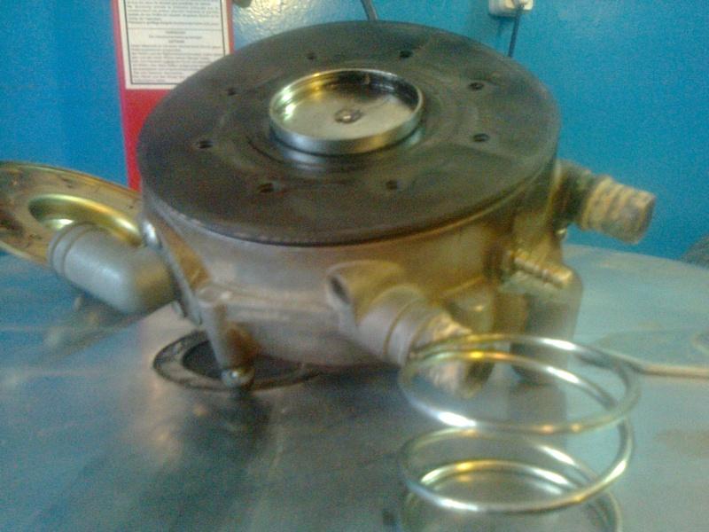 Изготовление двигателя из уже готовых и притертых деталей. Do001411