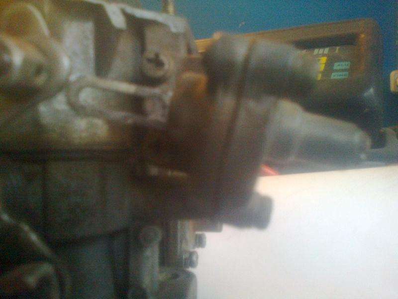 Изготовление двигателя из уже готовых и притертых деталей. Do001610
