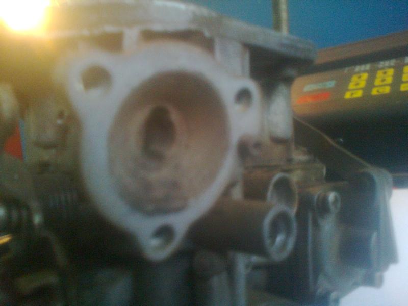 Изготовление двигателя из уже готовых и притертых деталей. Do001810