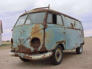 VOLKSWAGEN COMBI 1953 PANEL ET PICK UP 12850010