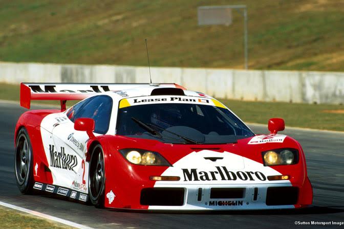 *COURSE* MC LAREN F1 GTR MARLBORO 96bprz10