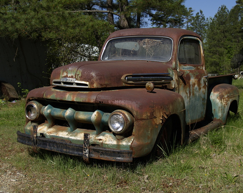 FORD PICK-UP F1 Ford-f10