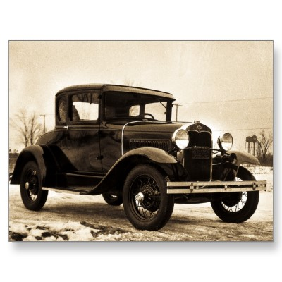 FORD 1930 - 1931 COUPE Ford_110