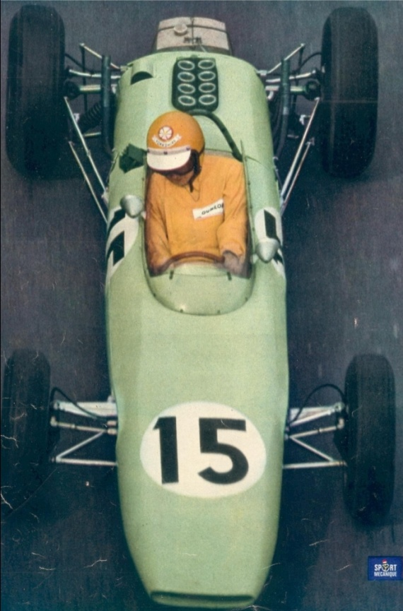 *COURSE* F1 BRP 1963 Import10