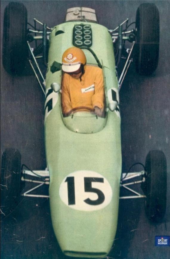 *COURSE* F1 BRP 1963 Import10